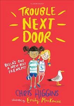 Bog, paperback Trouble Next Door af Chris Higgins