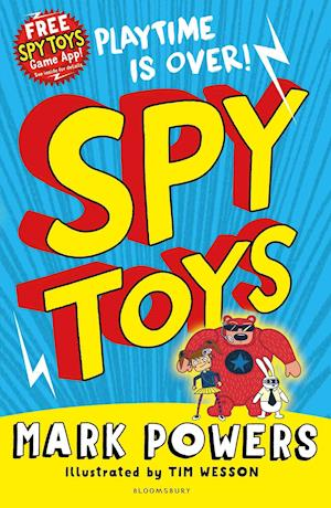 Bog, paperback Spy Toys af Mark Powers