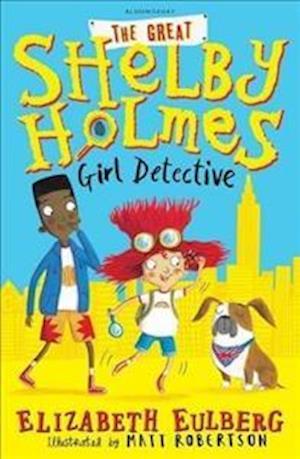 Bog, paperback The Great Shelby Holmes af Elizabeth Eulberg