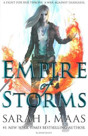 Empire of Storms af Sarah J. Maas