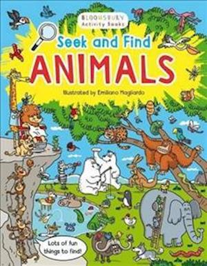 Bog, paperback Seek and Find Animals