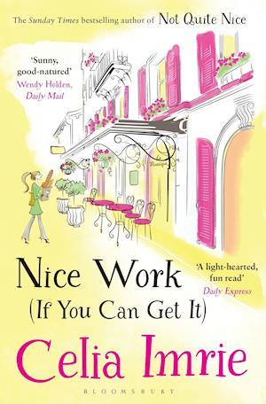 Bog, paperback Nice Work If You Can Get it af Celia Imrie