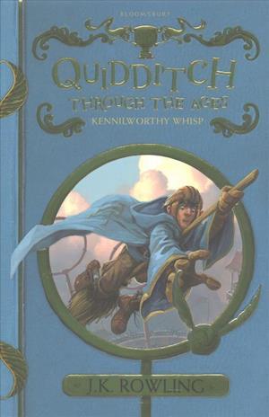 Bog, hardback Quidditch Through the Ages af J. K. Rowling