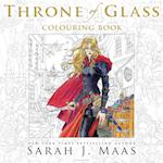 The Throne of Glass Colouring Book (Throne of Glass)