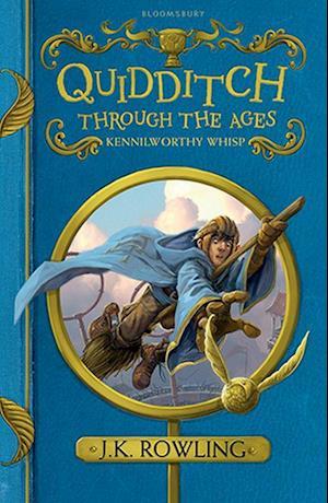 Bog, paperback Quidditch Through the Ages af J. K. Rowling
