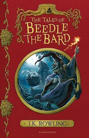 Bog, paperback The Tales of Beedle the Bard af J. K. Rowling