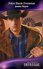 Point Blank Protector (Mills & Boon Intrigue) (Four Brothers of Colts Run Cross, Book 3) af Joanna Wayne