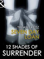 Seven Day Loan (Mills & Boon Spice Briefs) af Tiffany Reisz