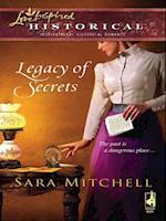 Legacy of Secrets (Mills & Boon Historical) af Sara Mitchell
