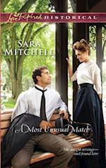 Most Unusual Match (Mills & Boon Historical) af Sara Mitchell