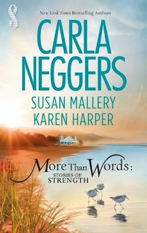 More Than Words: Stories of Strength af Carla Neggers