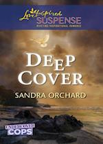 Deep Cover (Mills & Boon Love Inspired Suspense) (Undercover Cops, Book 1) af Sandra Orchard