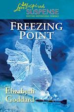 Freezing Point (Mills & Boon Love Inspired Suspense) af Elizabeth Goddard