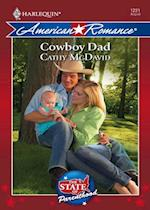 Cowboy Dad (Mills & Boon Love Inspired) (The State of Parenthood, Book 3) af Cathy Mcdavid