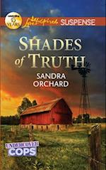 Shades of Truth (Mills & Boon Love Inspired Suspense) af Sandra Orchard