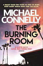 The Burning Room af Michael Connelly