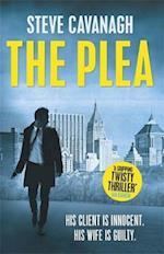 The Plea af Steve Cavanagh
