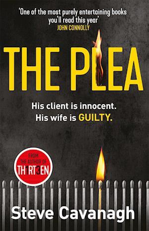 Bog, paperback The Plea af Steve Cavanagh