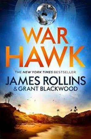 War Hawk af James Rollins