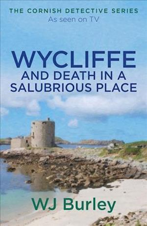 Bog, paperback Wycliffe and Death in a Salubrious Place af W. J. Burley