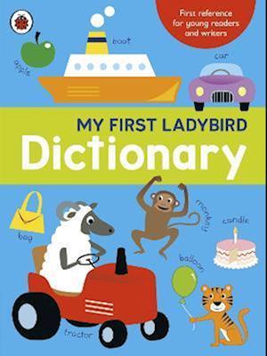 My First Ladybird Dictionary af Ladybird