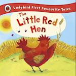 The Little Red Hen: Ladybird First Favourite Tales af Ronne Randall