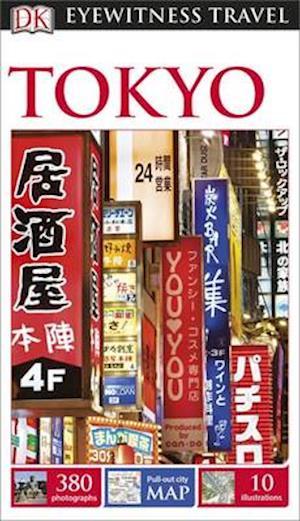 DK Eyewitness Travel Guide: Tokyo af DK Publishing