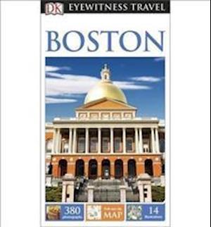 DK Eyewitness Travel Guide: Boston af DK Publishing