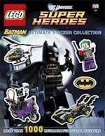 LEGO Batman Ultimate Sticker Collection LEGO DC Universe Super Heroes af DK