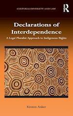 Declarations of Interdependence af Kirsten Anker