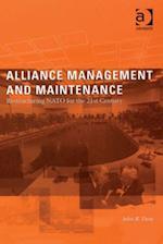 Alliance Management and Maintenance af John R. Deni