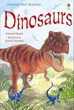 Dinosaurs (Usborne First Reading, nr. 3)