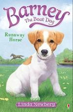 Barney the Boat Dog: Runaway Horse! af Linda Newbery