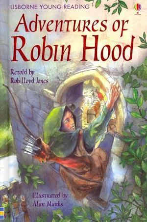Adventures of Robin Hood af Rob Lloyd Jones, Alan Marks