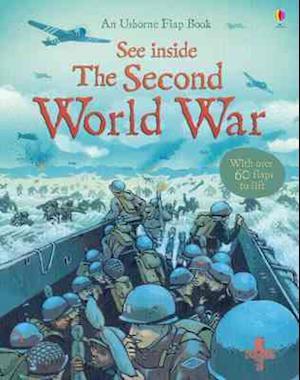 See Inside the Second World War af Maria Cristina Pritelli, Rob Lloyd Jones