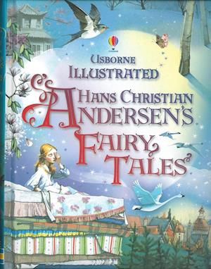 Illustrated Hans Christian Andersen Fairy Tales (HB) - Plastomslag af Hans Christian Andersen