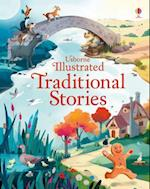 Illustrated Traditional Stories (Illustrated Story Collections)