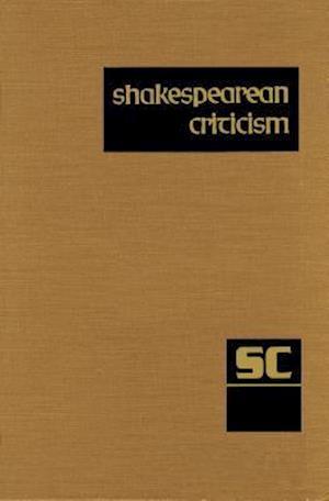 Bog, hardback Shakespearean Criticism af Gale