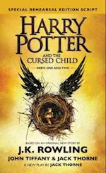 Harry Potter and the Cursed Child (Harry Potter Hardcover, nr. 8)