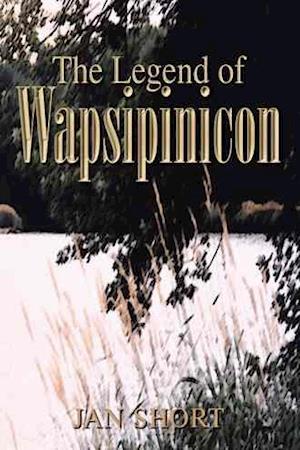 Bog, hardback The Legend of Wapsipinicon