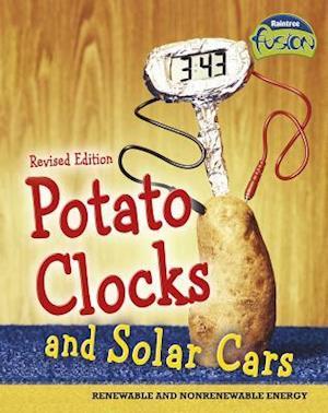 Bog, paperback Potato Clocks and Solar Cars af Elizabeth Raum
