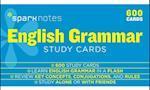 English Grammar Study Cards af Sparknotes