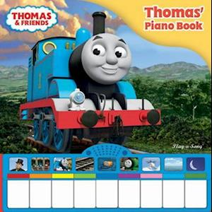 Thomas' Piano Book - Mini Deluxe af Pi Kids