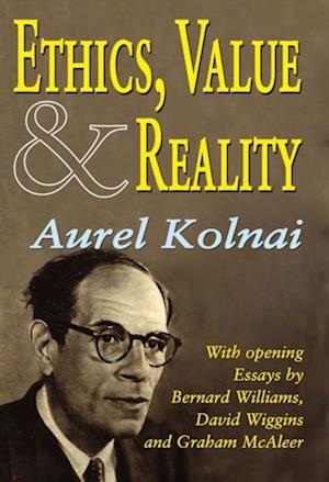 Ethics, Value, and Reality af Aurel Kolnai