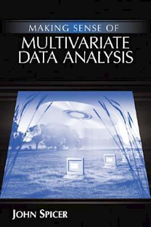Making Sense of Multivariate Data Analysis af John Spicer