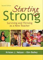 Starting Strong af Kim Bailey, Kristen Nelson, Kimberley Bailey