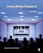 Doing Media Research af Susanna Hornig Priest