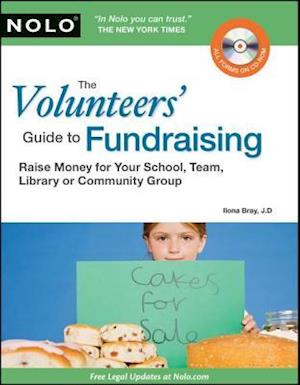 The Volunteers' Guide to Fundraising af Ilona Bray