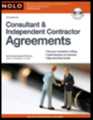Consultant & Independent Contractor Agreements af Stephen Fishman