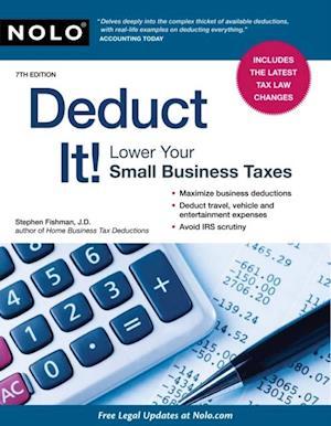 Deduct It! af Stephen Fishman